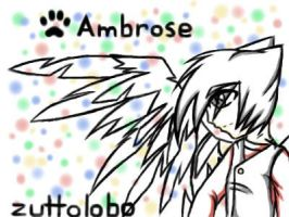 Ambrose by ZuttoBlueLobo