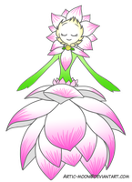 Fakemon: Lolilly by Artic-Blue