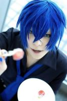 Kaito: Say Ahh... by S0rome