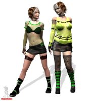 Rogue's Twin by Chup-at-Cabra