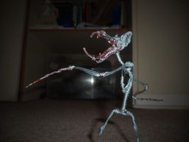 DIDONTOTERIUM in wire by TheWallProducciones
