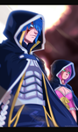 Fairy Tail - Jellal and Meredy by SeyNox