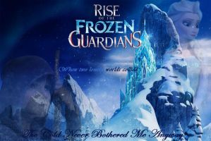 Rise of the Frozen Guardians - Jelsa by MakorraLove12