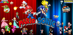Mario and Sonic Pic 4 by ClariceElizabeth