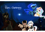 comm: The Stars of Darkness by derpiihooves