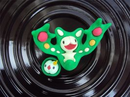 Solosis and Reuniclus