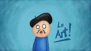 Le Art! by RobinoDX