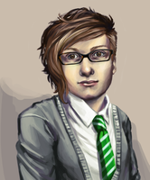 Hogwarts portraits by Apply-Some-Pressure