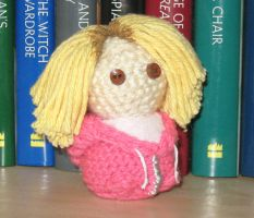 Rose Tyler Amigurumi by Craftigurumi