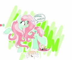 minty is clumsy by leo1011