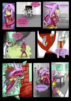 Evolvers - Prolouge - page 2 by StarLynxWish