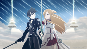Sword Art Online - No Regrets by branden9654