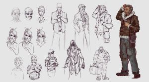 Some concepts by Coffeeater
