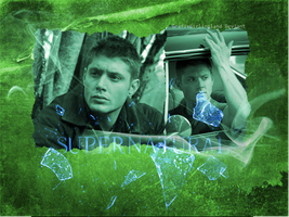 Supernatural-DEAN-Wallpaper by GrafixGirlIreland