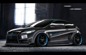 Ford Focus WTB by LdkDesign