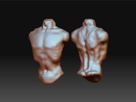 Zbrush3 Test by SEspider