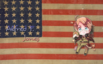 America Wallpaper by Sandwitch-Wizard