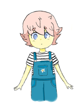 Overalls by The-LonelyArtist