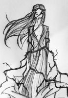 Margaery Rough Sketch by cabins