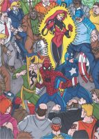 Maximum Carnage Tribute Part 10-City at War by RobertMacQuarrie1