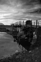The Old Farm Brige by AndyPK