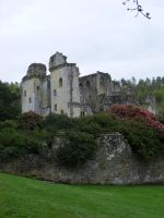 Old Wardour Castle 34 by LadyxBoleyn