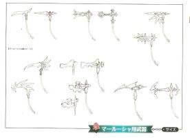 Marluxia's Weapon References by SnowpirateRoy