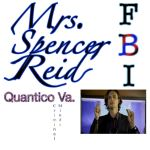 Mrs. Spencer Reid shirt by Little-Angel-My-Butt