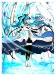 + MIKU WITCH VER. [Coloured] + by KairaWong
