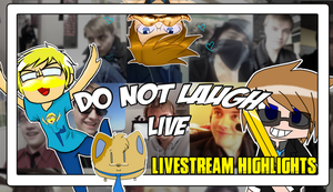 Do not laugh Live (Livestream Highlights) by Vendus
