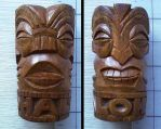 4-way Tiki Shot Mug by tflounder
