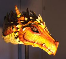 California Dragon II View by mistyscreations