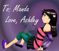 To Manda With Love by my-anime-love