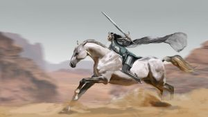 Fingolfin by alex-in-chains