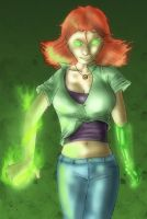 Irene Greenhill by tftgar