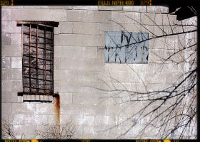 Abandoned Building Redeux by Suicdekng