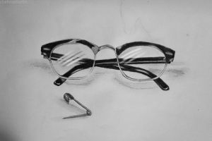glasses still life by Mrs-Elric-613