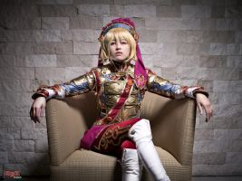 Trinity Blood Cosplay - Ion Fortuna - Royalty by bgzstudios