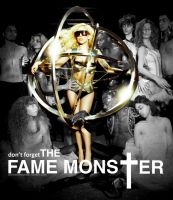 don't forget the FAME MONSTER by iceprizt