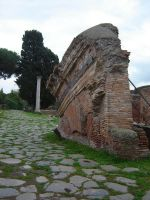 Ostia Antica by Amor-Fati-Stock