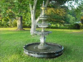 Water Fountain by celticpath