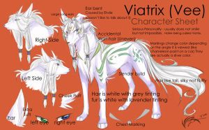 Viatrix Reference Sheet by linai