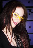 my yellow specs by LilithsStock
