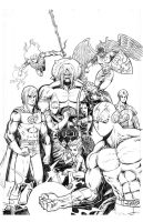 Young Heroes by Joemand
