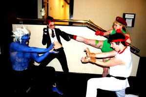 Fight! by ToxicRainbowsx