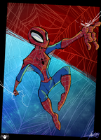 Spidey GiftArt. by Todd3point0