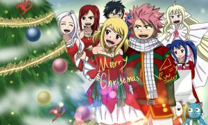 FAIRY TAIL Merry Christmas by JurleyRan