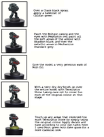 Speed Painting tutorial: Dark Angels by Insuppressible