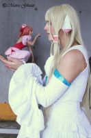 Chobits - Two of a kind by LilywhiteBlack