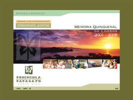 Peninsula Papagayo by InterGraphicDESIGNS